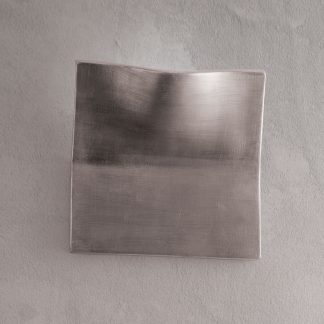IMOLA Wandleuchte argento
