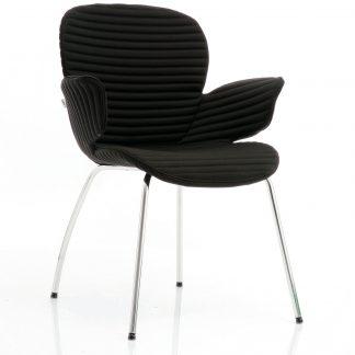 Köhl CALIXO® Design-Schalenstuhl mit Vollpolsterung