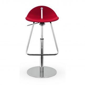 Köhl DESIRO®DOT Barhocker mit Design-Schale höhenverstellbar