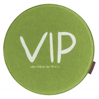 """Stuhlkissen AVARO Magma """"VIP"""" grün 45"""