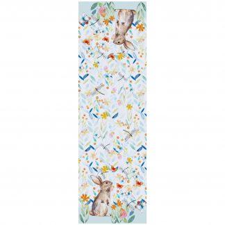 Tischläufer OSTERHÄSCHEN 40 x 140 cm