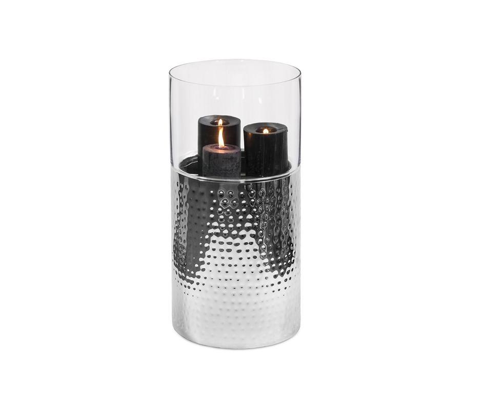 windlicht arnold edzard edelstahl h 64 cm l ster laster. Black Bedroom Furniture Sets. Home Design Ideas