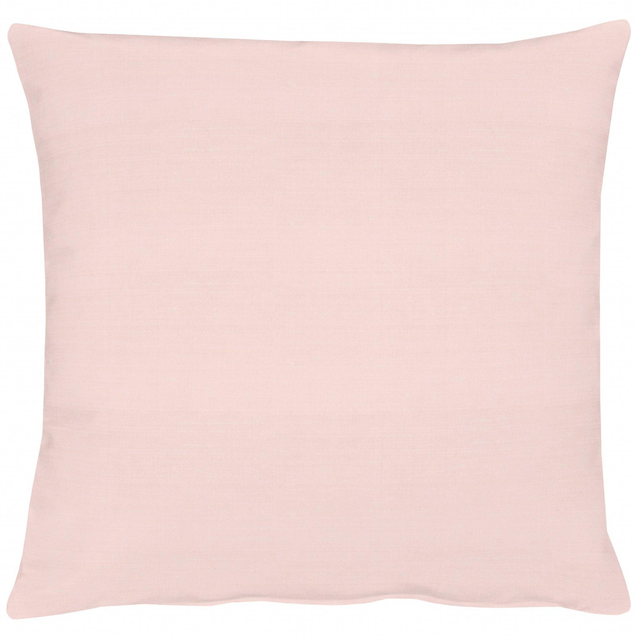 Dekokissen Apelt IMPERIAL 45x45 Seide rosa