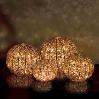 LED Kugelleuchte MORENO Edzard ø 30 | 21 | 16 cm