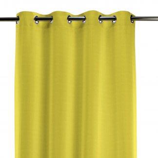 Ösenschal Apelt ARIZONA gelb H 245 cm