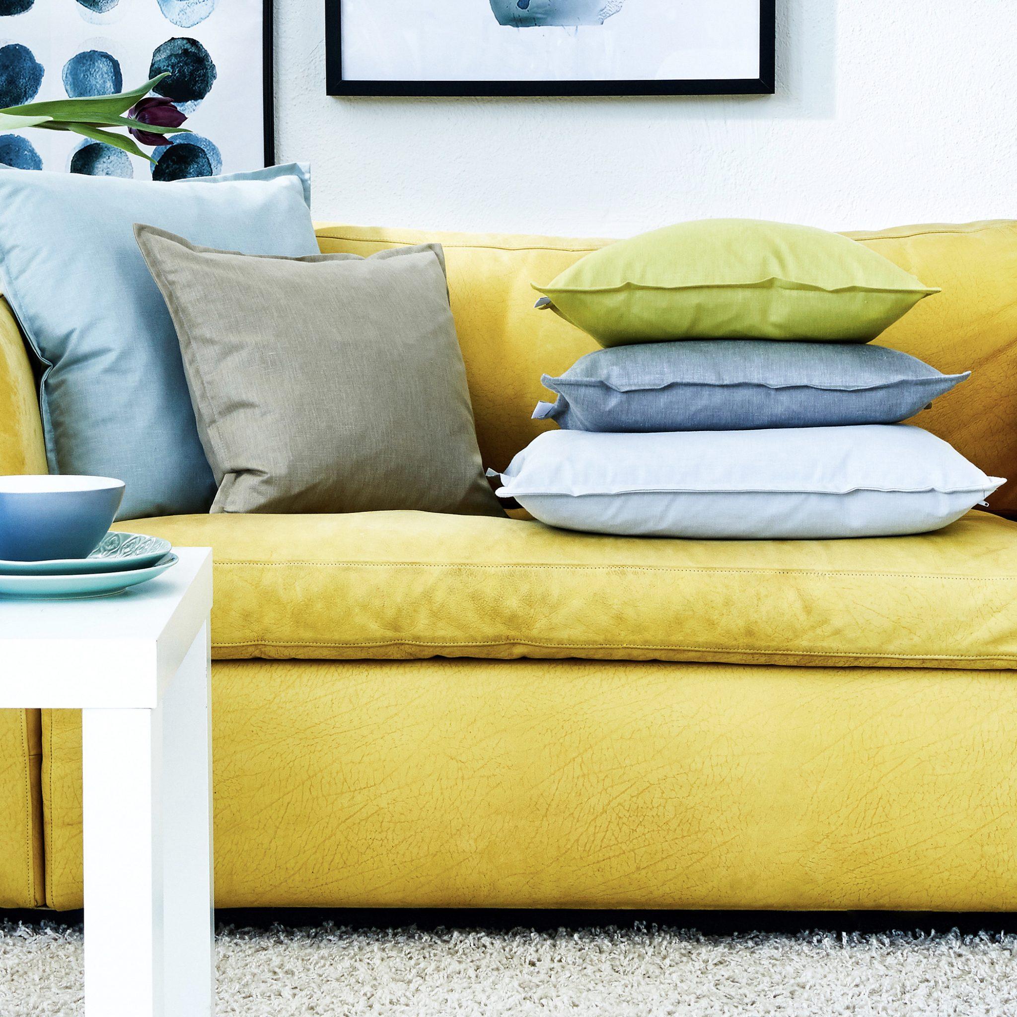 dekokissen apelt alaska dunkelgrau 50x50 l ster laster. Black Bedroom Furniture Sets. Home Design Ideas