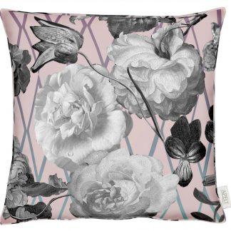 Kissenbezug Apelt SIBYLLA mit Keder rosé 46x46 cm