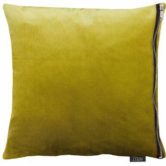 Kissen Apelt TASSILO lemone 45x45 cm