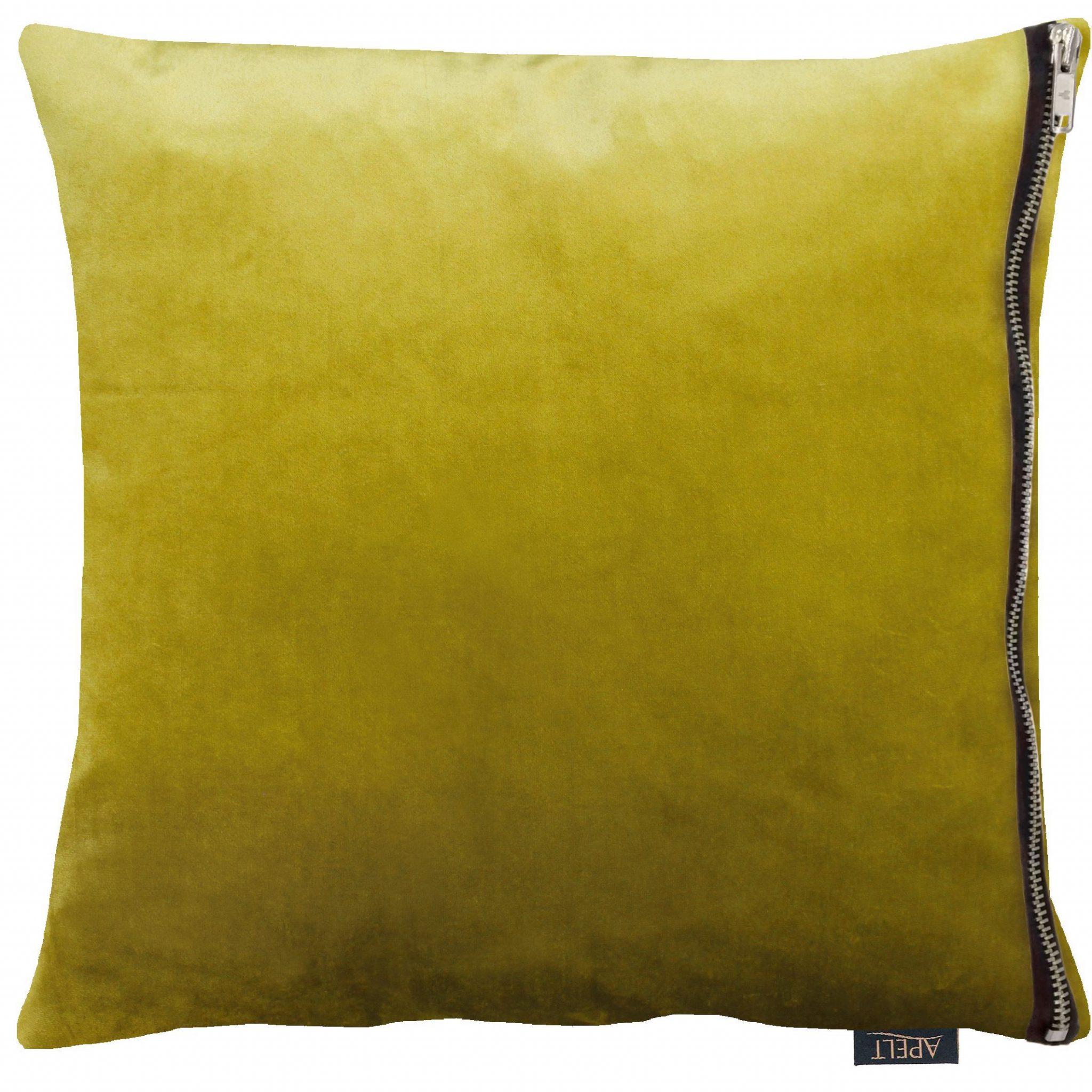 Dekokissen Apelt TASSILO lemone 45x45