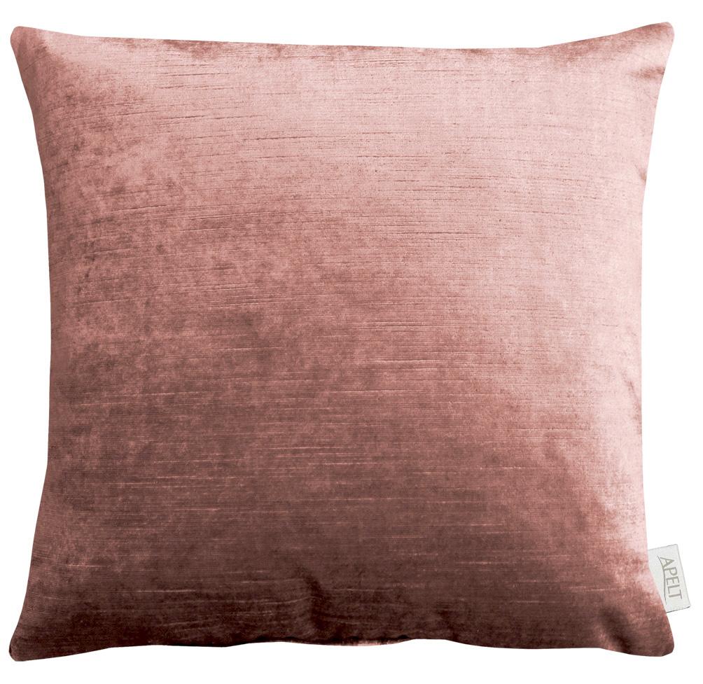 Dekokissen Apelt TOPAS rosé 45x45