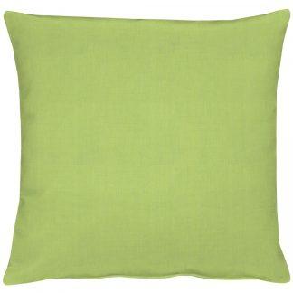 Dekokissen Apelt TORINO apfelgrün 50x50