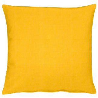 Kissen Apelt TORINO gelb 50x50 cm