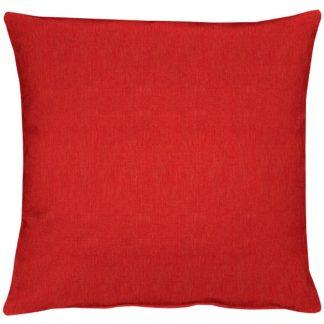Kissen Apelt TORINO rot 50x50 cm