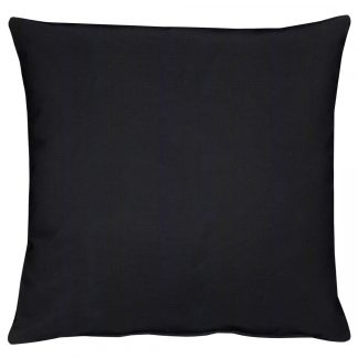 Kissenbezug Apelt TORINO col. 89 schwarz 40x40 cm
