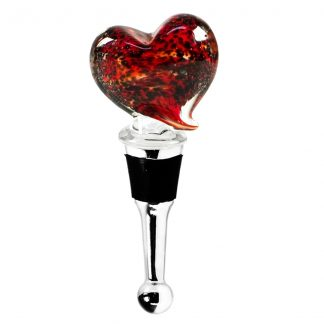 Flaschenverschluss LANGUSTE  Edzard Murano-Glas
