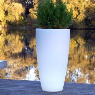 Gartenleuchte Crystal Bodenvase H 80 Cm 4 324x324