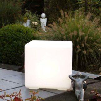 Gartenleuchte Crystal Bodenvase H 80 Cm 6 324x324