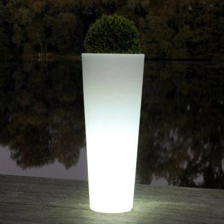 LED Bodenvase CIARA beleuchtet H 50 |70| 110 cm