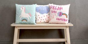 Kinderkissen, Sitzkissen für Kinder & Magma Kissen LOVELY