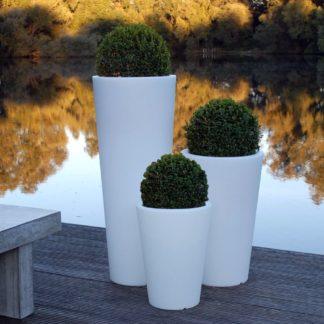 Gartenleuchte CIARA LED Bodenvase H 50 |70| 110 cm
