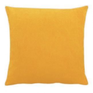 Kissen Apelt TAHITI orange mit Keder 45x45