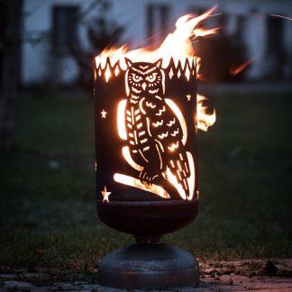 Feuerkorb EULE H 60 cm