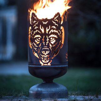Feuerkorb WOLF  H 60 cm