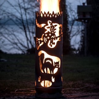 FeuerTonne BÄR H 100 cm