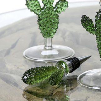 Flaschenverschluss MARIENKÄFER Edzard Murano-Glas