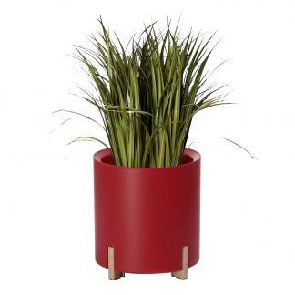 Pflanzkübel MARNY rot rund ø 40 cm