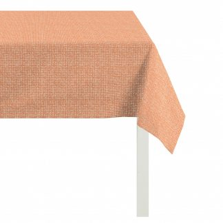 Tischdecke Apelt OUTDOOR terracotta