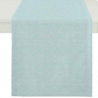Tischläufer OUTDOOR 3948 Apelt blaugrün 48x140