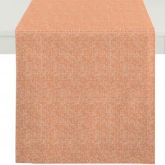 Tischläufer OUTDOOR 3948 Apelt terracotta 48x140