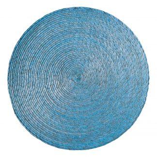 TISCHSET makaua  blau ASA  ø 38 cm