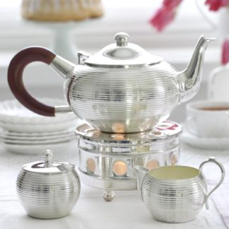 Teekanne ASHFORD Edzard silber 0,85 l
