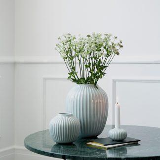 Vase | Kerzenständer HAMMERSHOI Kähler mint