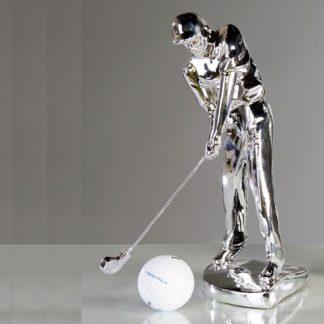 Skulptur Golfer PAUL H 23 cm