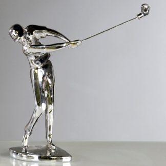 Skulptur Golfer STANLEY H 23 cm