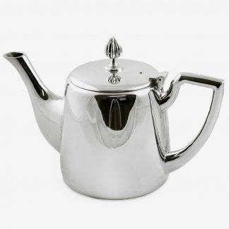 Teekanne CIMBA Edzard schwerversilbert