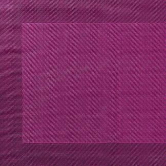 TISCHSET ASA aubergine 33 x 46 cm