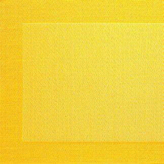 TISCHSET ASA gelb 33 x 46 cm