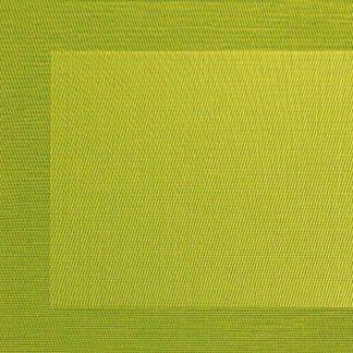 TISCHSET  ASA kiwigrün 33 x 46 cm