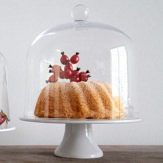 Tortenplatte | Glasglocke ASA 29,0| 27,0 cm