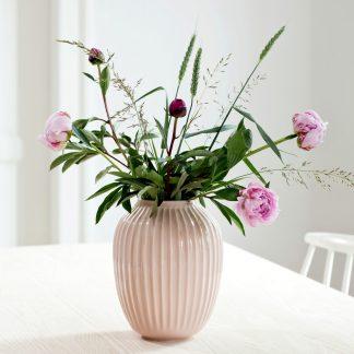 Vase HAMMERSHOI Kähler rosé H 20 cm
