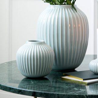 Vase HAMMERSHOI Kähler weiß H 12,5 cm