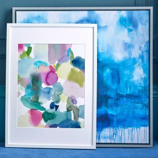 Wandbild Bluebellgray ROTHESAY