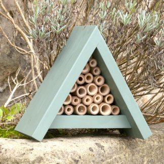 Bienenhotel TRIANGULAR thymiangrün