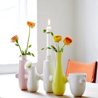 Vasen Set FIDUCIA Kähler L 45 cm