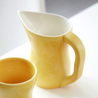 Krug URSULA Kähler yellow 0,42 l