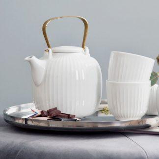 Teekanne HAMMERSHOI Kähler indigo 1,2 l